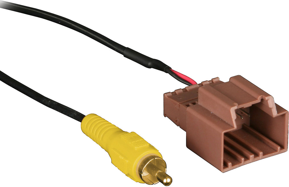 Metra backupcam backup camera cable retain the factory backup camera metra backupcam backup camera cable retain the factory backup camera when installing a new car stereo in select 2006 up gm vehicles at crutchfield canada freerunsca Image collections