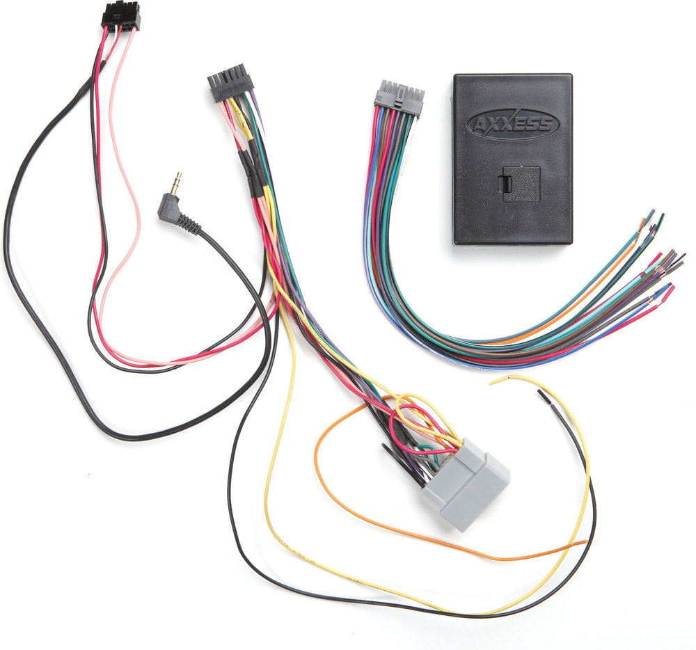 2002 2005 Dodge Ram 1500 Quad Cab Car Audio Profile Tv Jones Wiring Kit Axxess Chto 02 Interface