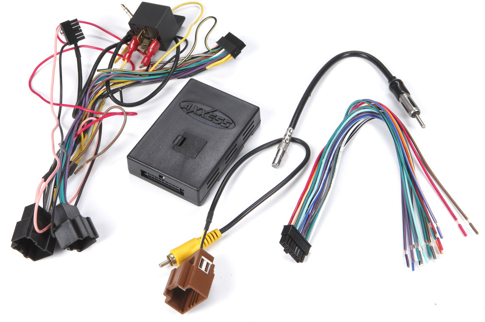 Axxess GMOS-LAN-02 Wiring Interface Connect a new car stereo and ...