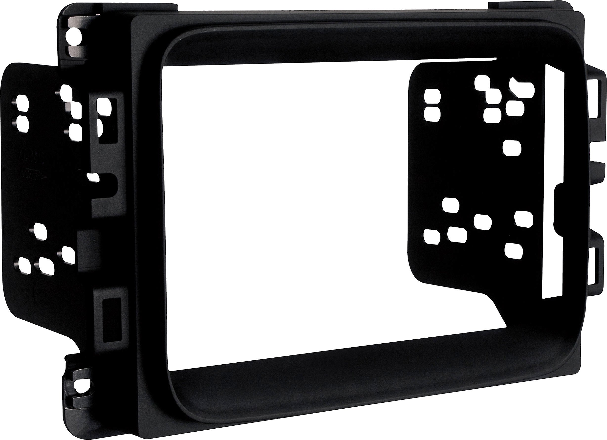 Metra 95 6518b Dash Kit For Select 2013 Up Dodge Ram Pickups Without The Factory 8 Monitor Double Din Radios At Crutchfield Canada