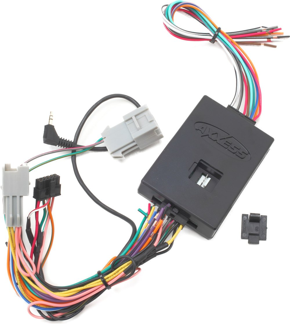 Metra Gmos 01 Wiring Interface Connect A New Car Stereo And Retain 2004 Chevrolet Avalanche Plug Door Onstar Factory Chimes Audible Safety Warnings In Select Gm Vehicles At