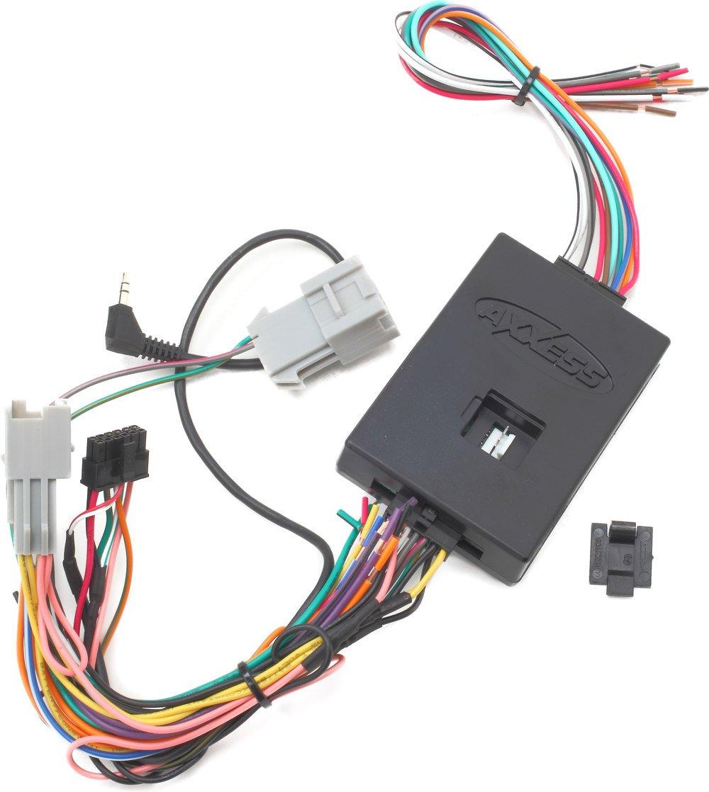 Metra stereo wiring harness install kit jbl