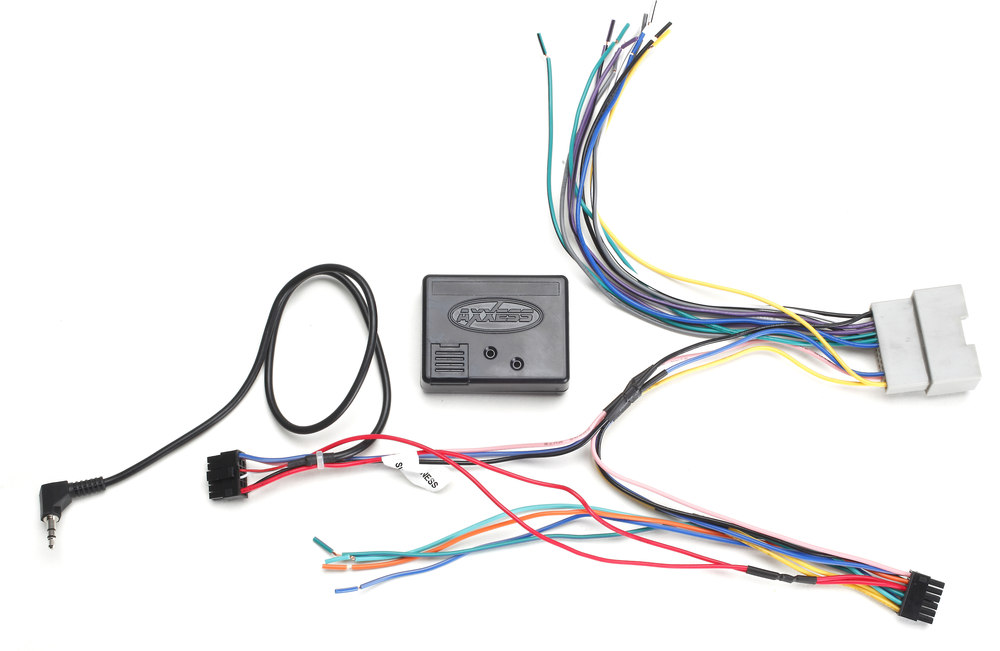 axxess xsvi 6522 nav wiring interface connect a new car stereo and rh crutchfield ca axxess wiring harness gmos-01