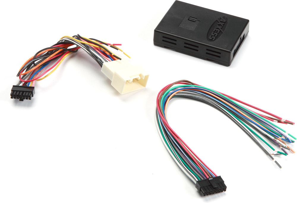Axxess TYTO-01 Wiring Interface Connect a new car stereo and retain ...