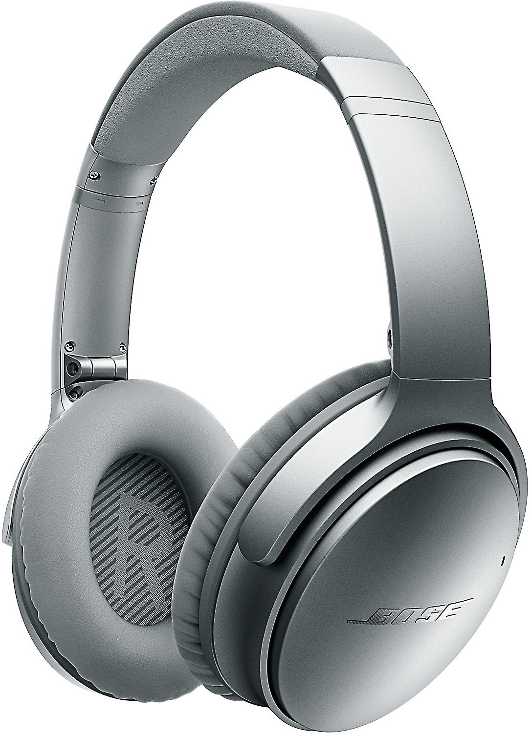 e08a7118bd5 Bose® QuietComfort® 35 (Series I) Acoustic Noise Cancelling® wireless  headphones (Silver) at Crutchfield Canada
