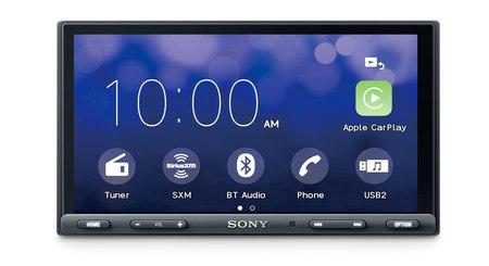 Sony Xav Ax5000 Digital Multimedia Receiver At Crutchfield Canada